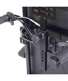 Silla de ducha reforzada 9110/R