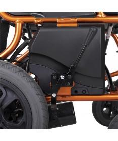 KITTOS LITTLE Silla de ruedas infantil eléctrica plegable de 38cm