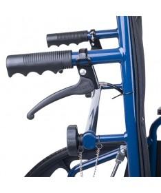 Silla de ruedas SOL 30 de aluminio